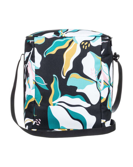 ANTHRACITE PARADISO WOMENS ACCESSORIES ROXY BAGS + BACKPACKS - ERJAA03909-KVJ8