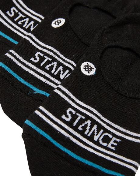BLACK MENS CLOTHING STANCE SOCKS + UNDERWEAR - A145D20SROBLK