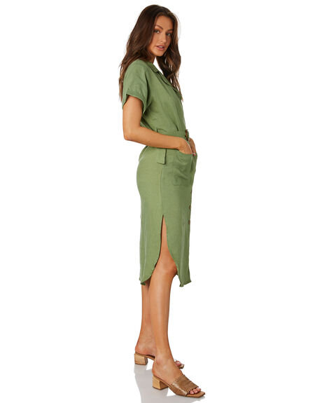 FERN WOMENS CLOTHING LILYA DRESSES - LD03FERN