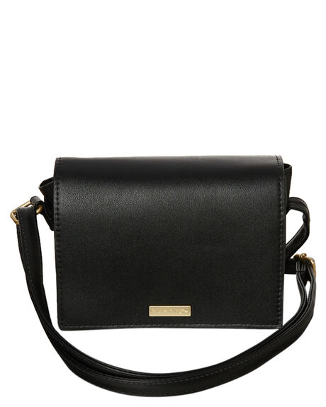 BLACK WOMENS ACCESSORIES RUSTY BAGS - BFL0946BLK