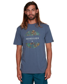 NIGHT SHADOW MENS CLOTHING QUIKSILVER TEES - EQYZT05664-BPT0