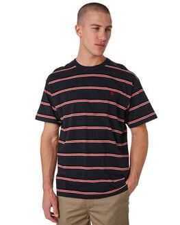 HILL STRIPE MENS CLOTHING CARHARTT TEES - I024815HSTR