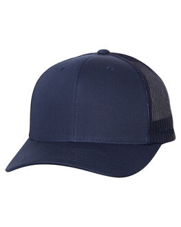 NAVY MENS ACCESSORIES FLEX FIT HEADWEAR - 172201NVY