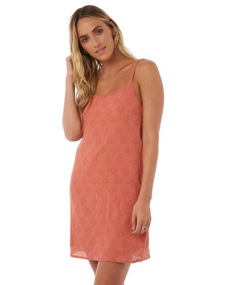 OCHRE WOMENS CLOTHING THE HIDDEN WAY DRESSES - H8171451OCHRE
