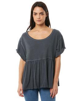 BLACK WOMENS CLOTHING FREE PEOPLE FASHION TOPS - OB5628500010