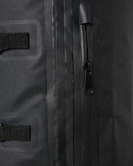 BLACK MENS ACCESSORIES ADELIO BAGS + BACKPACKS - RWBP25BLK