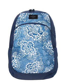NAVY WOMENS ACCESSORIES RIP CURL BAGS + BACKPACKS - LBPKN10049