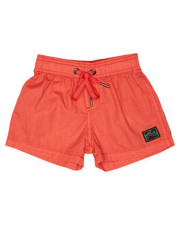 CHRYSANTHEMUM KIDS BOYS RUSTY SHORTS - WKR0221CRH