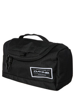 BLACK MENS ACCESSORIES DAKINE BAGS + BACKPACKS - 10001813BLK