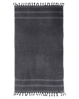 SMOKE WOMENS ACCESSORIES MAYDE TOWELS - 17ANGSMKSMK