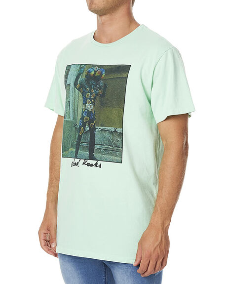 MINT MENS CLOTHING DEAD KOOKS TEES - DKSSTEE05MINT