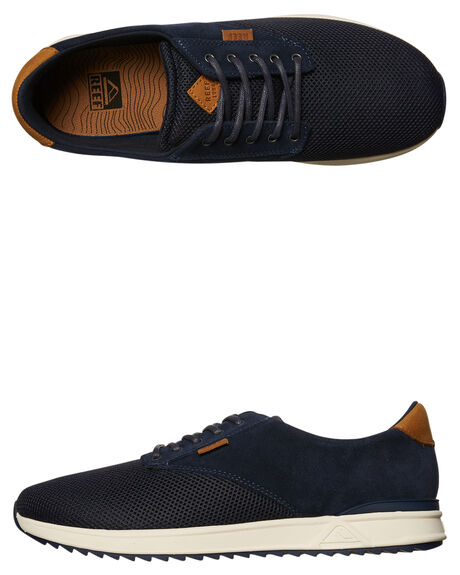 NAVY MENS FOOTWEAR REEF SNEAKERS - A3FDFNAV