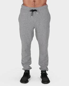 HEATHER GREY MENS CLOTHING RVCA PANTS - RV-R381277-H31