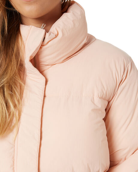 MINERAL PINK WOMENS CLOTHING NUDE LUCY JACKETS - NU23871MPINK