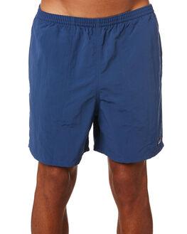 STONE BLUE MENS CLOTHING PATAGONIA BOARDSHORTS - 57021SNBL