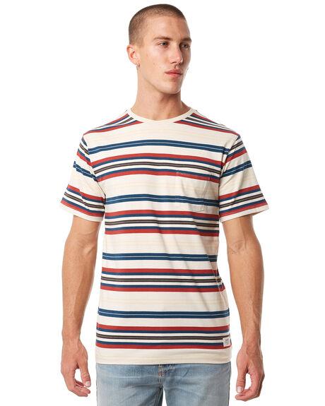 WOOL MENS CLOTHING KATIN TEES - KNCAB01WOOL