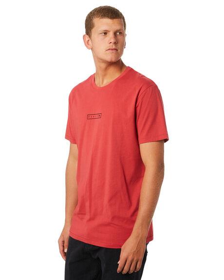 CARDINAL MENS CLOTHING RUSTY TEES - TTM2081CDL