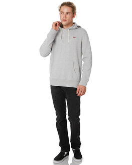 MEDIUM GREY HEATHER MENS CLOTHING LEVI'S JUMPERS - 56178-0000MDGRY