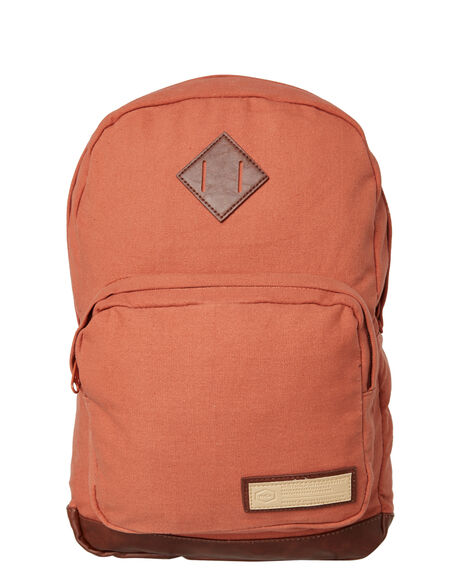 RUST MENS ACCESSORIES RVCA BAGS + BACKPACKS - R143453DRST
