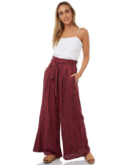 BERRY WOMENS CLOTHING BILLABONG PANTS - 6585401B49