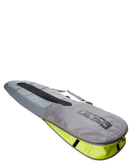 COOL GREY BOARDSPORTS SURF FCS BOARDCOVERS - BDY-FB-CGYCGRY