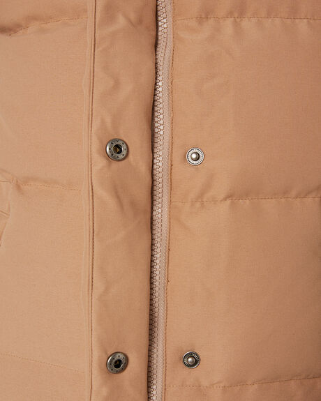 TAN WOMENS CLOTHING RPM JACKETS - 9WWT15B2TAN