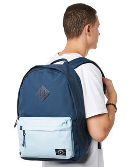 BLUE ICE MENS ACCESSORIES PARKLAND BAGS + BACKPACKS - 20002-00276-OSBLU