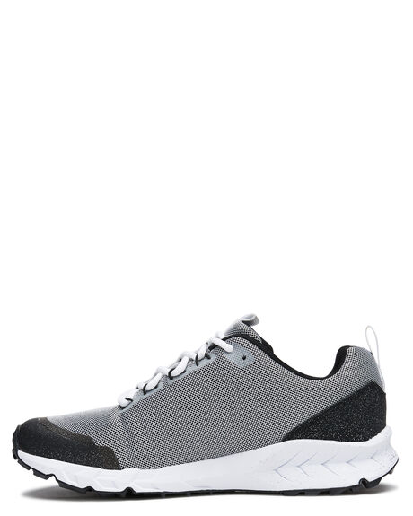 TNF WHITE TNF WHITE MENS FOOTWEAR THE NORTH FACE SNEAKERS - NF0A4UEFLG5