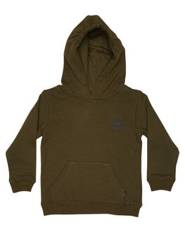 DARK OLIVE KIDS BOYS RIP CURL JUMPERS + JACKETS - OFEAV39389