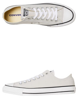 MOUSE GREY MENS FOOTWEAR CONVERSE SNEAKERS - SS161423MGRYM