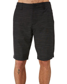 BLACK MENS CLOTHING RIP CURL SHORTS - CWAKM10090
