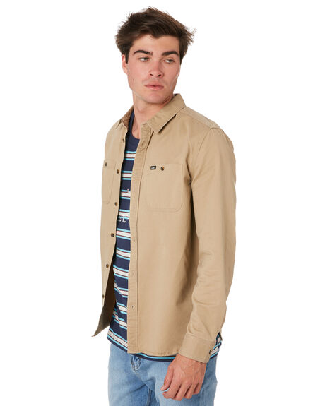 UNION STONE MENS CLOTHING LEE SHIRTS - 601906MA2