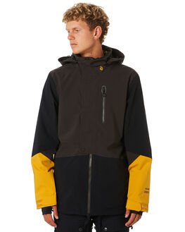 VINTAGE BLACK BOARDSPORTS SNOW VOLCOM MENS - G0652002VBK