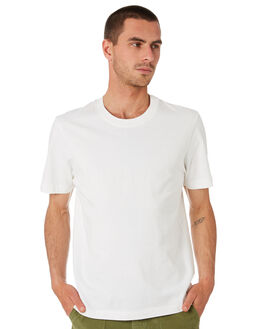 CHALK MENS CLOTHING MCTAVISH TEES - MS-19T-10CHALK