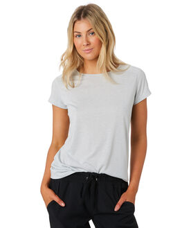 PALE GREY MARLE WOMENS CLOTHING LORNA JANE ACTIVEWEAR - WS1019213GRY