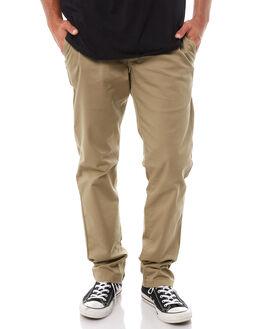 WOOD MENS CLOTHING RVCA PANTS - R383273WOO