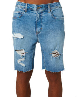 MALIBU DESTROY MENS CLOTHING LEE SHORTS - L-606621-NJ7MDES