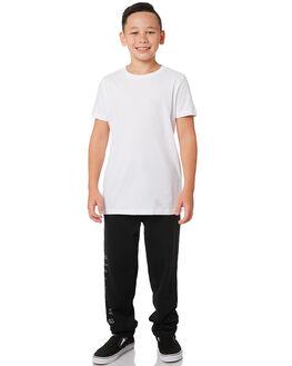 BLACK KIDS BOYS BILLABONG PANTS - 8595302BLK
