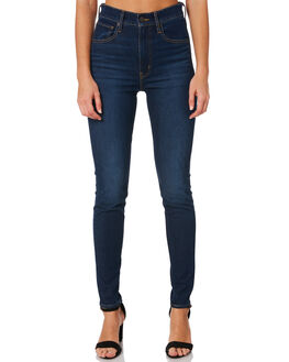 ON THE RISE WOMENS CLOTHING LEVI'S JEANS - 22791-0096RISE