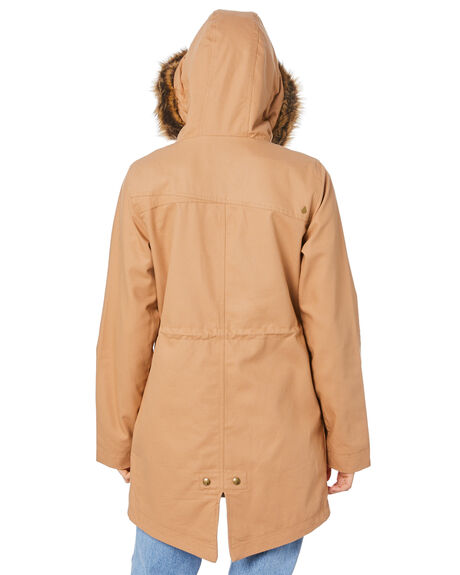 CAMEL OUTLET WOMENS VOLCOM JACKETS - B1512078CML