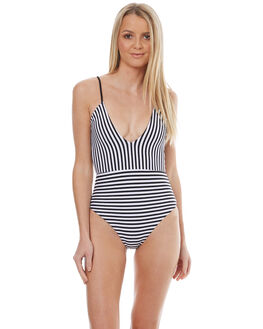 BLACK OUTLET WOMENS RUSTY ONE PIECES - SWL1172BLK