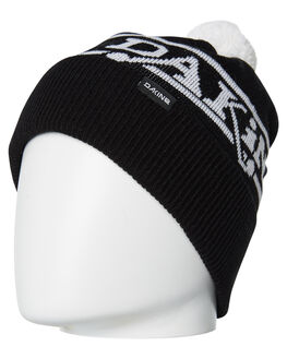BLACK MENS ACCESSORIES DAKINE HEADWEAR - 10002107BLK