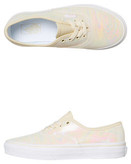 TRUE WHITE KIDS BOYS VANS SNEAKERS - VNA38H3VI8TWHT