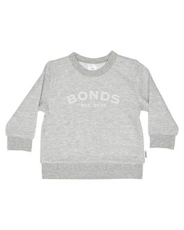 NEW GREY MARLE KIDS BABY BONDS CLOTHING - KXHRNWY