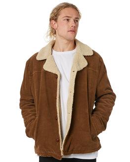 fc969f35f2 TAN CORD MENS CLOTHING WRANGLER JACKETS - 901562FY4