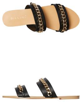 BLACK WOMENS FOOTWEAR BILLINI FASHION SANDALS - S527BLK