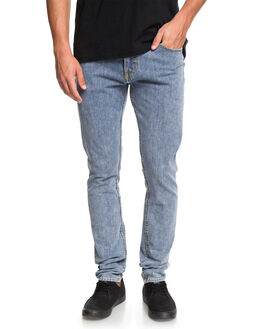 SALT WATER MENS CLOTHING QUIKSILVER JEANS - EQYDP03385-BKJ0