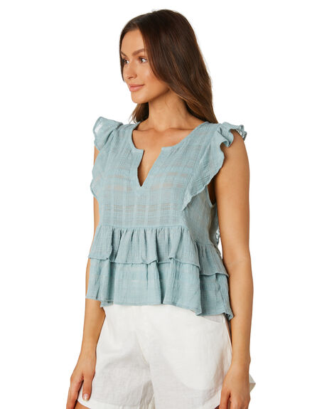 SKY OUTLET WOMENS LILYA FASHION TOPS - CCT75SKY