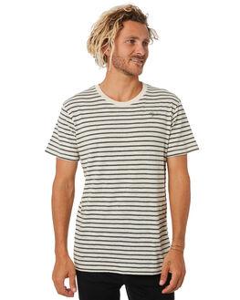 TEAL MENS CLOTHING RHYTHM TEES - QTM19M-CT12-TEA
