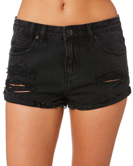 SALT AND PEPPER OUTLET WOMENS INSIGHT SHORTS - 1000061716BLACK